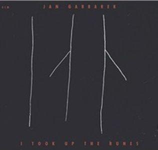 JAN GARBAREK - I Took Up The Runes / vinyl bakelit / LP