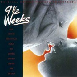 FILMZENE - 9 1/2 Weeks   / vinyl bakelit /  LP