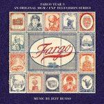 FILMZENE - Fargo Series 3 / limitált színes vinyl bakelit / 2xLP