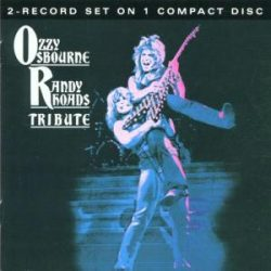 OZZY OSBOURNE - Randy Rhoads Tribute CD