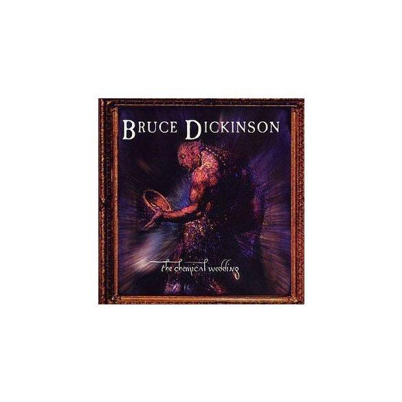 BRUCE DICKINSON - Chemical Wedding / limitált vinyl bakelit / 2xLP