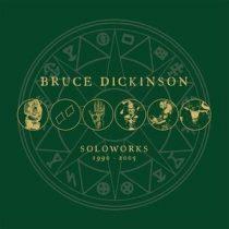 BRUCE DICKINSON - Soloworks / vinyl bakelit box / 9xLP box