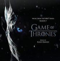 FILMZENE - Game Of Thrones 7. / limitált színes vinyl bakelit / 2xLP