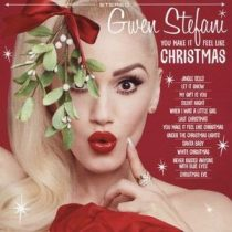 GWEN STEFANI - You Make It  Feel like Christmas CD