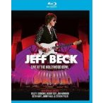 JEFF BECK - Live At The Hollywood Bowl / blu-ray / BRD