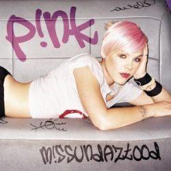 PINK - Missundaztood / limitált színes vinyl bakelit / 2xLP
