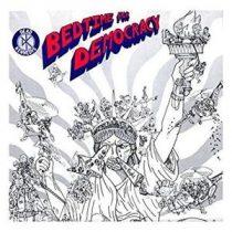 DEAD KENNEDYS - Bedtime For Democracy / vinyl bakelit / LP