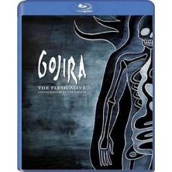 GOJIRA - Flesh Alive / blu-ray  / BRD