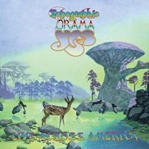 YES - Topographic Drama Live / 2cd / CD