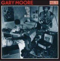 GARY MOORE - Still Got The Blues / vinyl bakelit / LP