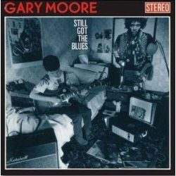 GARY MOORE - Still Got The Blues / vinyl bakelit / LP