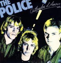 POLICE - Outlandos D'Amour / vinyl bakelit / LP