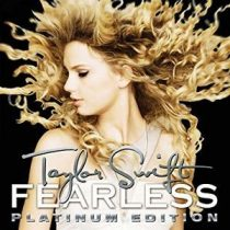 TAYLOR SWIFT - Fearless / viynl bakelit / 2xLP
