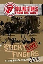 ROLLING STONES - Sticky Fingers Live At The Fonda Theater DVD
