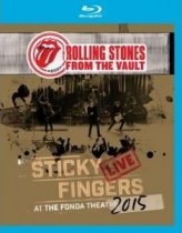 ROLLING STONES - Sticky Fingers Live At The Fonda Theater / blu-ray / BRD