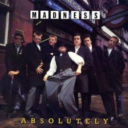 MADNESS - Absolutely / vinyl bakelit / LP