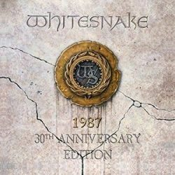 WHITESNAKE - 1987 / vinyl bakelit / 2xLP