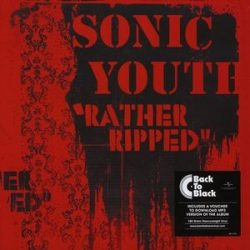 SONIC YOUTH - Rather Ripped / vinyl bakelit / LP