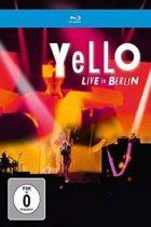 YELLO - Live In Berlin / blu-ray / BRD