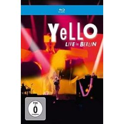 YELLO - Live In Berlin / blu-ray / BRD