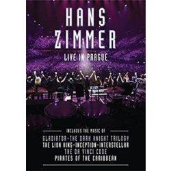 HANS ZIMMER - Live In Prague DVD