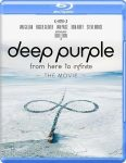 DEEP PURPLE - From Here To Infinite / blu-ray / BRD