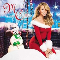 MARIAH CAREY - Merry Christmas II. You / vinyl bakelit / LP
