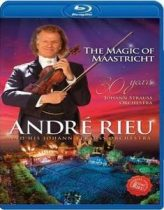 ANDRE RIEU - Magic Of Maastricht / blu-ray / BRD