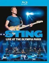 STING - Live At The Olympia Paris / blu-ray / BRD