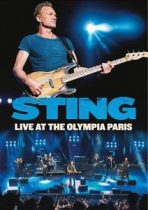 STING - Live At The Olympia Paris DVD