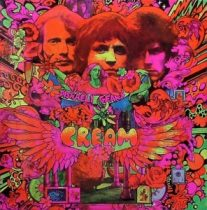 CREAM - Disraeli Gears / vinyl bakelit / LP