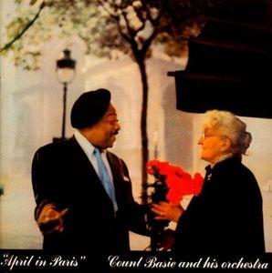 COUNT BASIE - April In Paris  / vinyl bakelit / LP