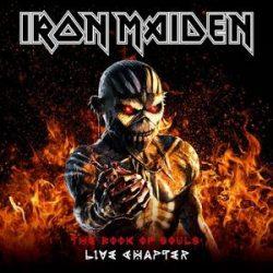 IRON MAIDEN - Book Of Souls Live Chapter / vinyl bakelit / 3xLP