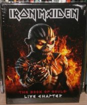 IRON MAIDEN - Book Of Souls Live  / 2cd / CD