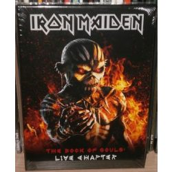 IRON MAIDEN - Book Of Souls Live Chapter / deluxe 2cd / CD