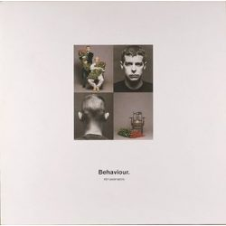 PET SHOP BOYS - Behaviour / vinyl bakelit / LP