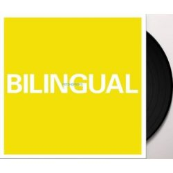 PET SHOP BOYS - Bilingual / vinyl bakelit / LP