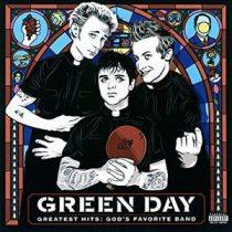 GREEN DAY - Greatest Hits / vinyl bakelit / 2xLP