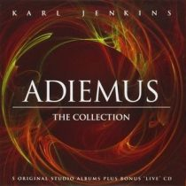 ADIEMUS - The Collection / 5 original albums + live dvd / CD