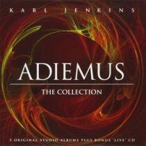 ADIEMUS - The Collection / 5 original albums + live dvd / CD