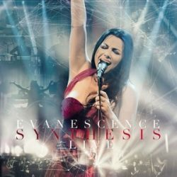 EVANESCENCE - Synthesis Live / vinyl bakelit / 2xLP
