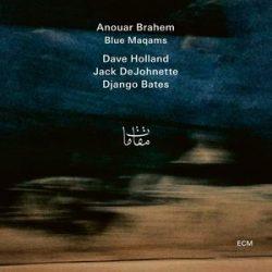 ANOUAR BRAHEM - Blue Maquams / vinyl bakelit / 2xLP