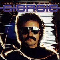 GIORGIO MORODER - From Here To Eternity / színes vinyl bakelit / LP