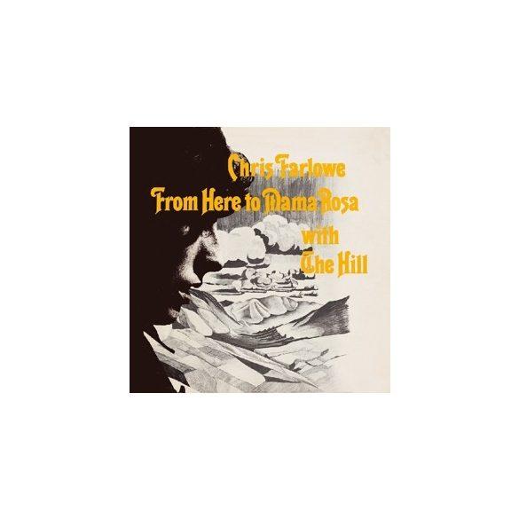 CHRIS FARLOWE - From Here To Mama Rosa / vinyl bakelit / LP