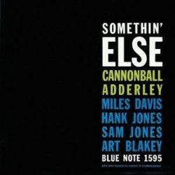 CANNONBALL ADDERLEY - Something Else CD