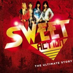 SWEET - Action! Ultimate Collection / 2cd / CD