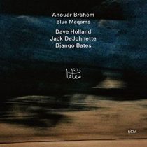 ANOUAR BRAHEM - Blue Maquams CD