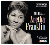 ARETHA FRANKLIN - Real...Aretha Franklin / 3cd / CD