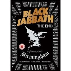 BLACK SABBATH - End  DVD