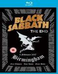 BLACK SABBATH - End / blu-ray / BRD